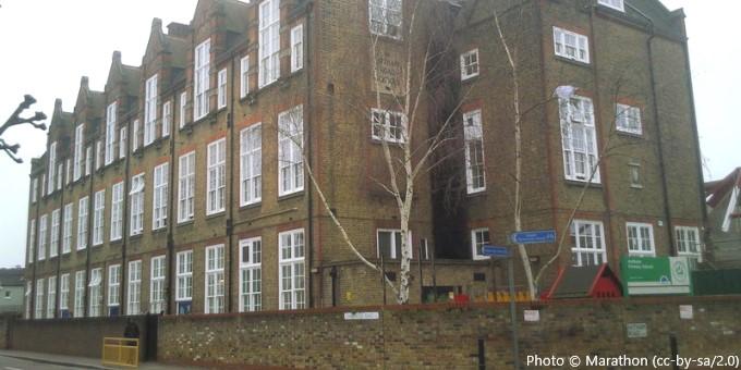 Hotham Primary School, London SW15