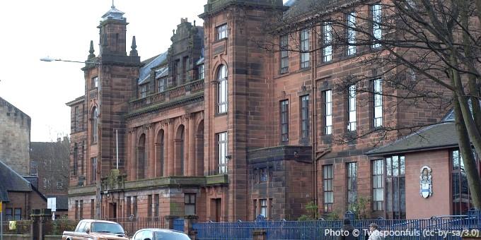 Hutcheson's Grammar School, Primary, Glasgow G42