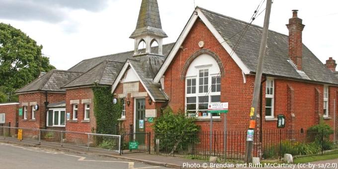 Hyde CofE Primary School, Fordingbridge SP6
