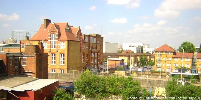 Ilderton Primary School, London SE16