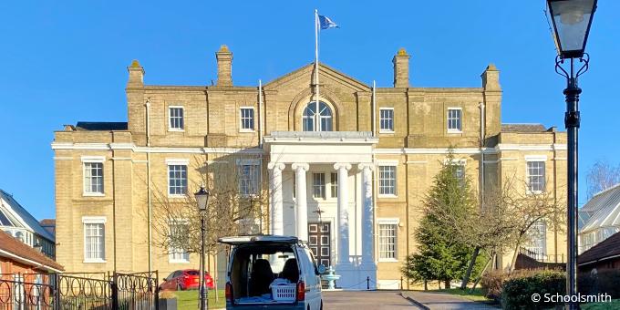 Ipswich Preparatory School, IP1