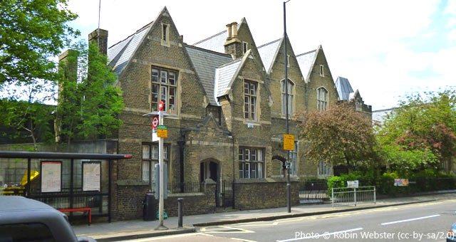 John Betts Primary School, London W6