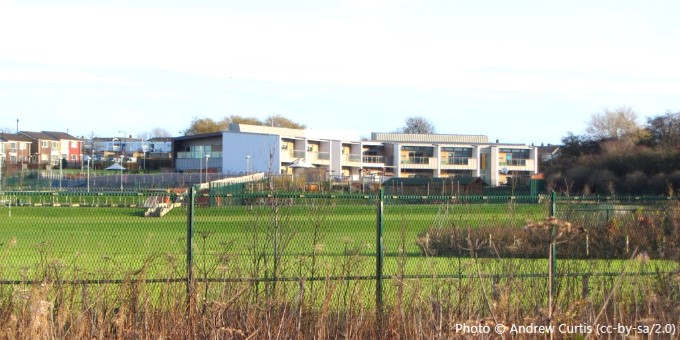 Knop Law Primary School, Chapel House NE5
