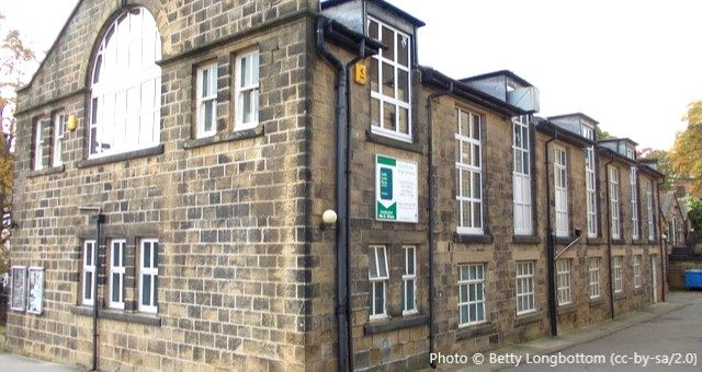 Lady Lane Park School, Bingley BD16