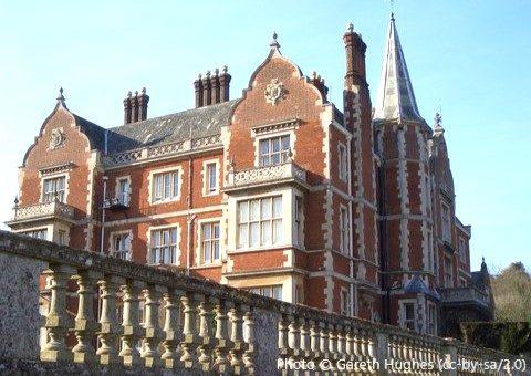 Langley Preparatory School at Taverham Hall, Norwich NR8