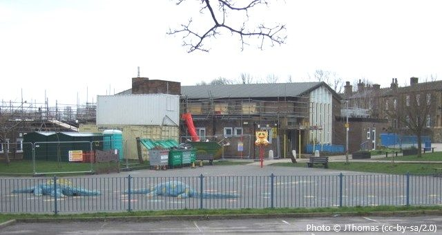 Lindley Junior School, Huddersfield HD3