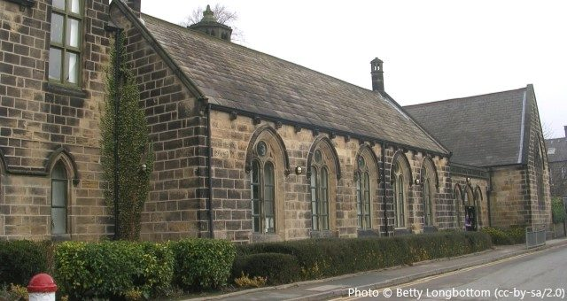 Meanwood CofE Primary School, Leeds LS6