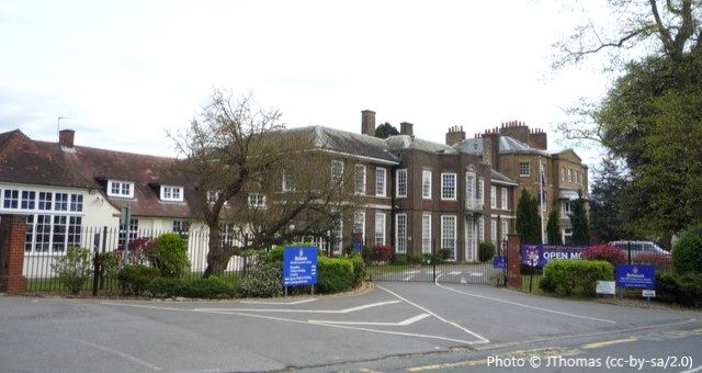 Mill Hill School, Belmont and Grimsdell, London NW7