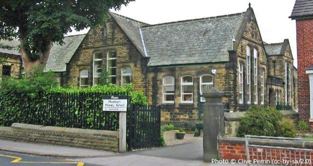Moortown Primary School, Leeds LS17