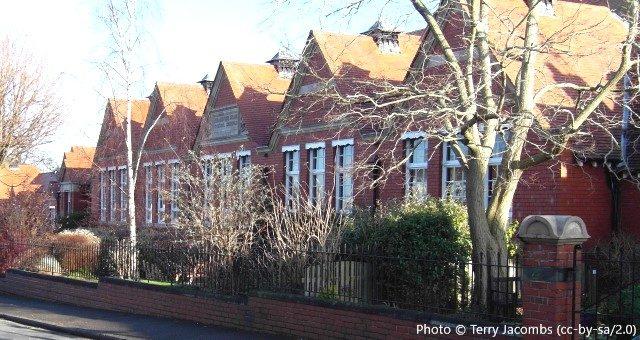 Naunton Park Primary School, Cheltenham GL53