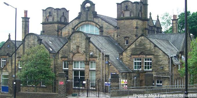 Nether Green Junior School, Sheffield S10