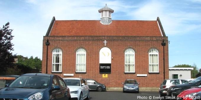 Notre Dame Preparatory School, Norwich NR2