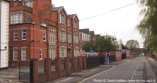 Nottingham Girls' High Infant & Junior School, NG1