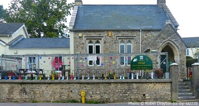 Offwell CofE Primary School, Honiton EX14