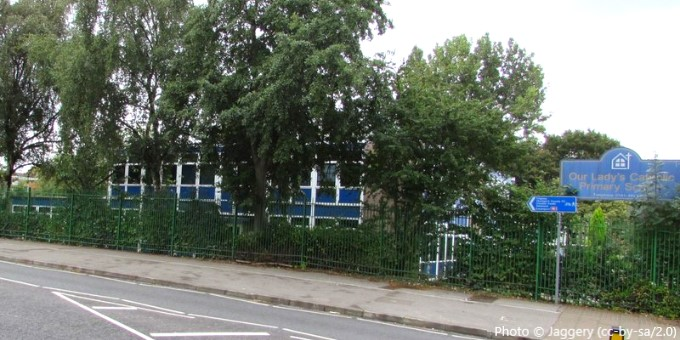 Our Lady's Catholic Primary School, Stockport SK3