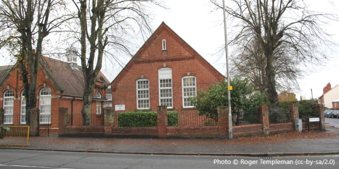 Park Lane Primary School, Tilehurst, Reading RG31