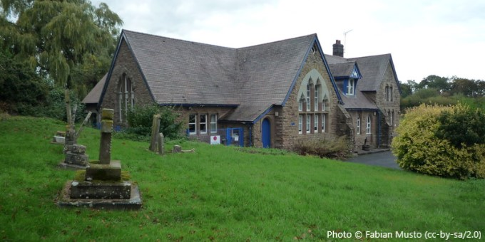 Pencombe CofE Primary School, Bromyard HR7