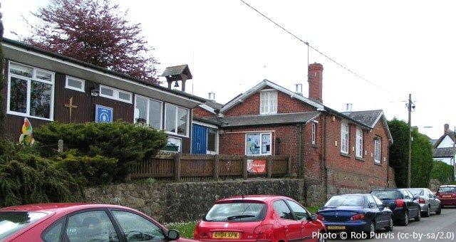 Preshute CofE Primary School, Manton, Marlborough SN8