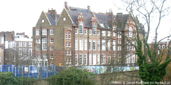 Primrose Hill School, London NW1