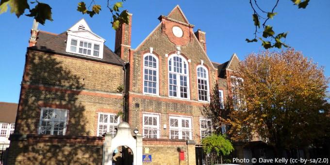 Queen's Park Primary School, London W10
