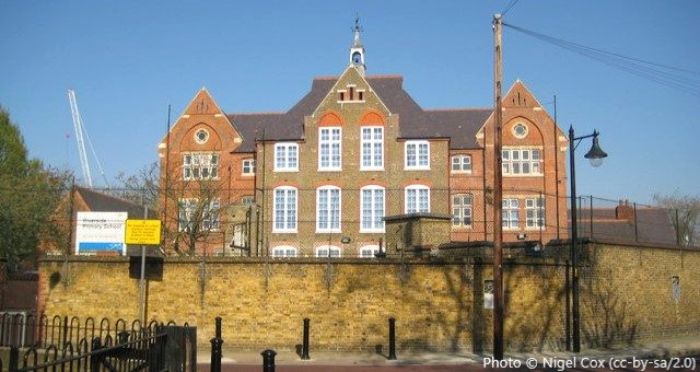 Riverside Primary School, London SE16