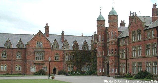 Rossall School, Junior School, Fleetwood FY7