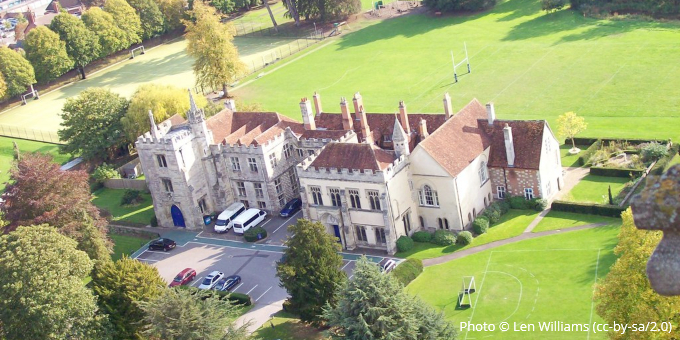 Salisbury Cathedral School, SP1