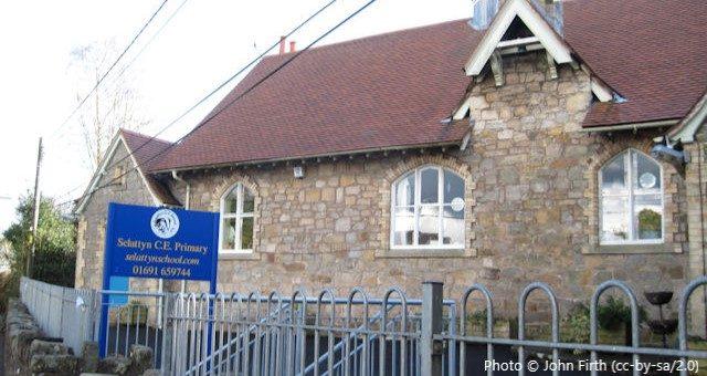 Selattyn CofE Primary School, Oswestry SY10