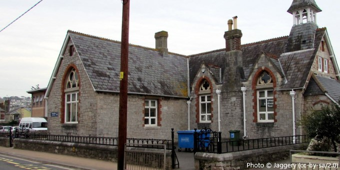 Shaldon Primary School, Teignmouth TQ14