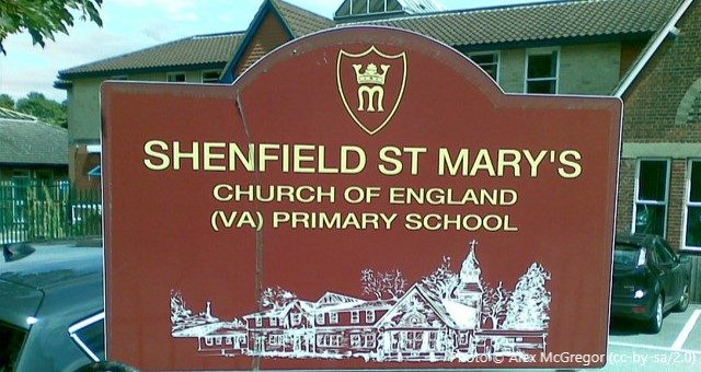 Shenfield St. Mary's CofE Primary School, Brentwood CM15