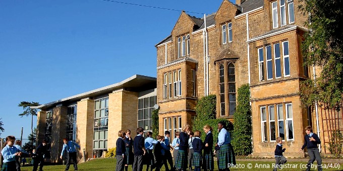 Sherborne Preparatory School, DT9
