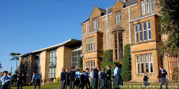 Sherborne Preparatory School, DT9