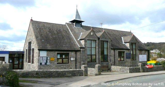 Silverdale St John's CofE VA Primary School, Carnforth LA5