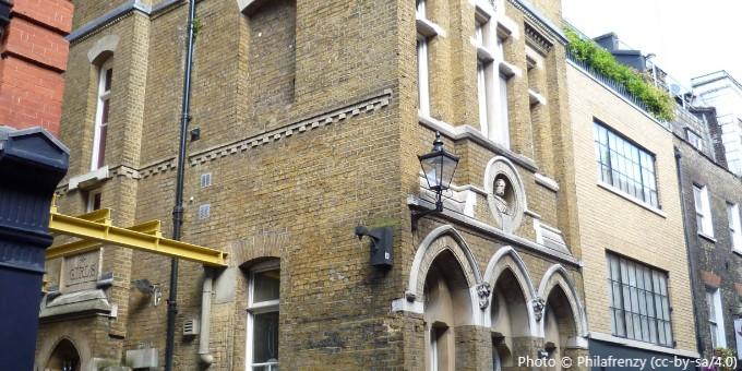 Soho Parish CofE Primary School, London W1D