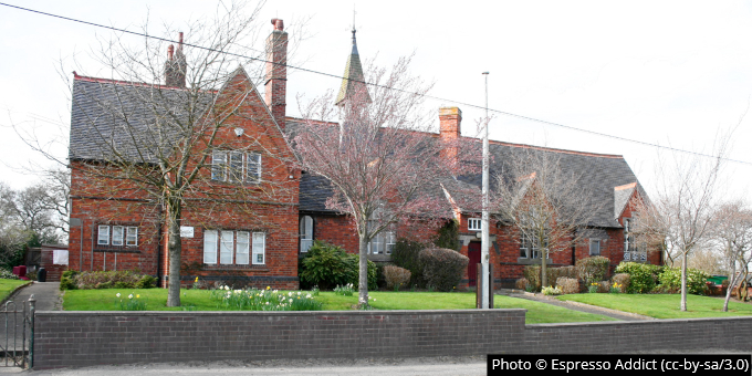 Sound And District Primary School, Nantwich CW5