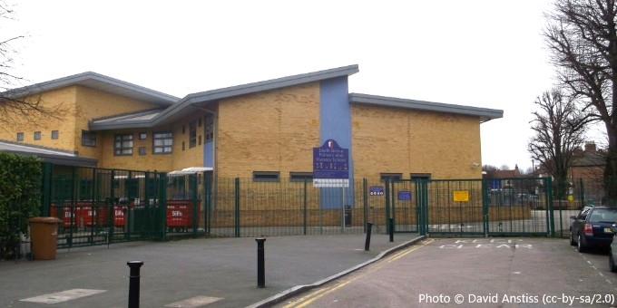 South Grove Primary School, London E17