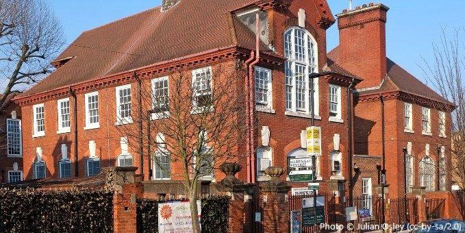 South Harringay School, London N4