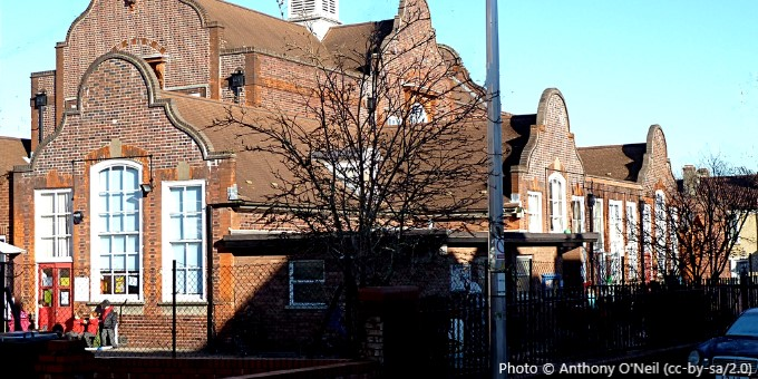 Southville Primary School, Bristol BS3