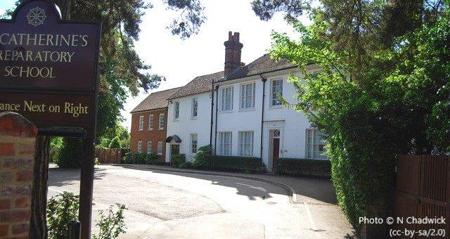 St Catherine's School, Preparatory School, Bramley GU5