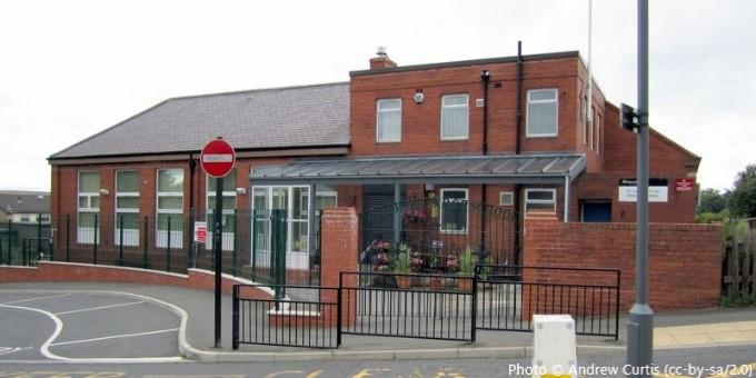 St Cuthbert's RC Primary School, Walbottle Village NE15