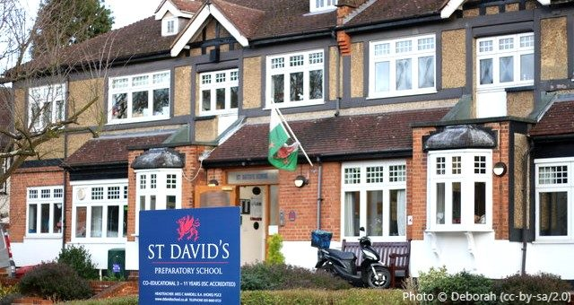 St David's School, Purley CR8