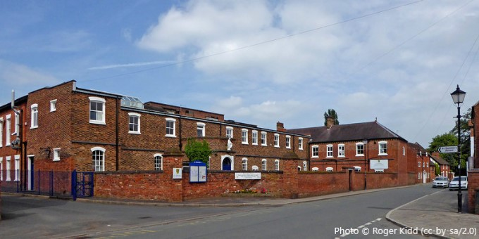 St Dominic's Grammar School, Brewood, Preparatory School, ST19