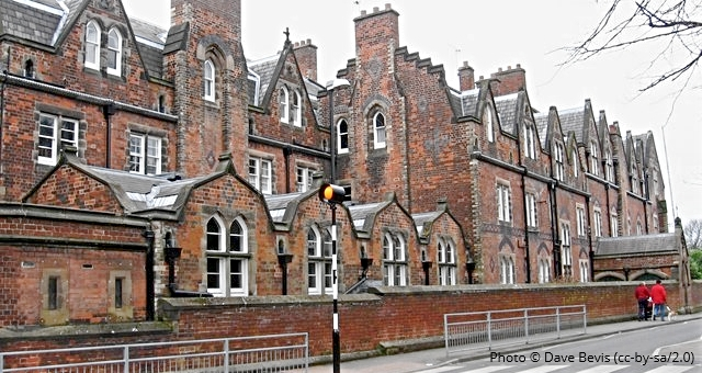 St Dominic's Priory School, Prep School, Stone ST15