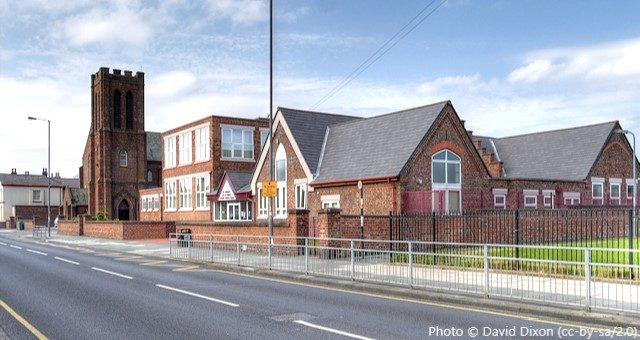 St Edmund's And St Thomas' Catholic Primary School, L22