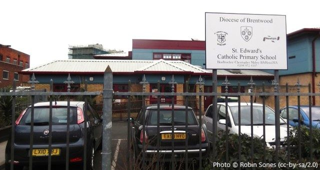 St Edward's Catholic Primary School, London E13