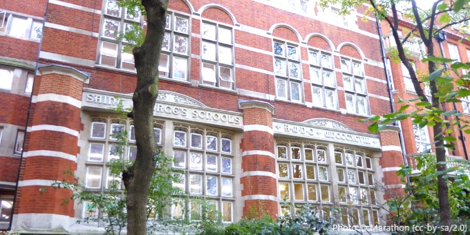 St George's Hanover Square CofE Primary School, Mayfair, London W1K