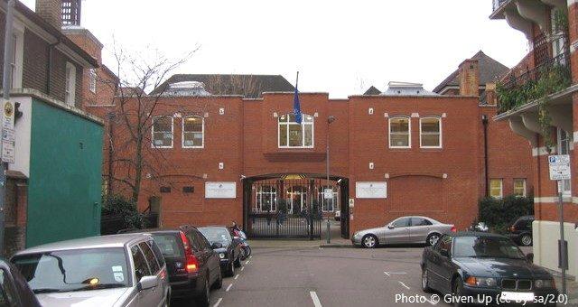 St James Preparatory School, Olympia, London W14