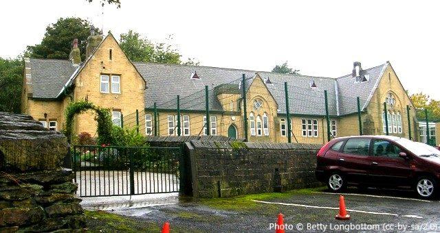 St John's Primary School In Rishworth, Sowerby Bridge HX6