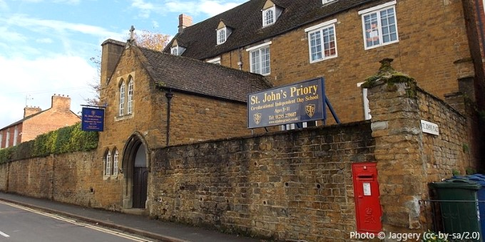 St John's Priory School, Banbury OX16