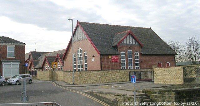 St Joseph's Catholic Primary School, Pontefract WF8